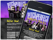 Pitch Perfect Sweepstakes